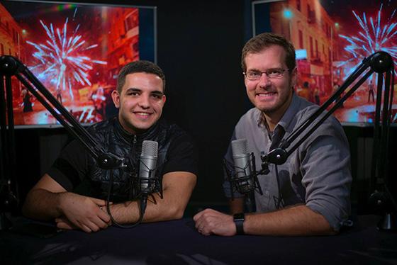 Mohammed Elshamy podcast