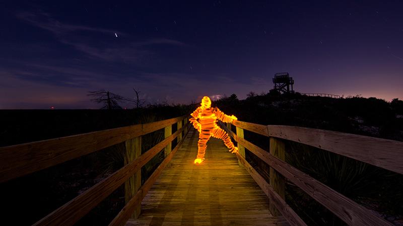 lightman on tower