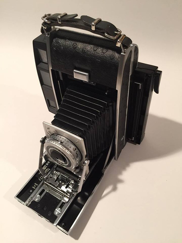 Polaroid 110b