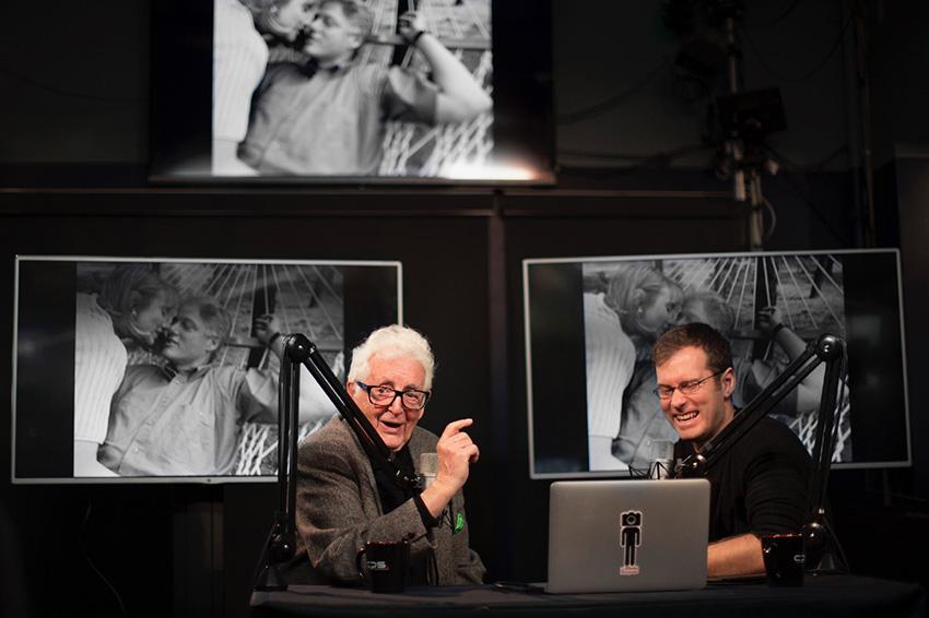 Harry Benson podcast