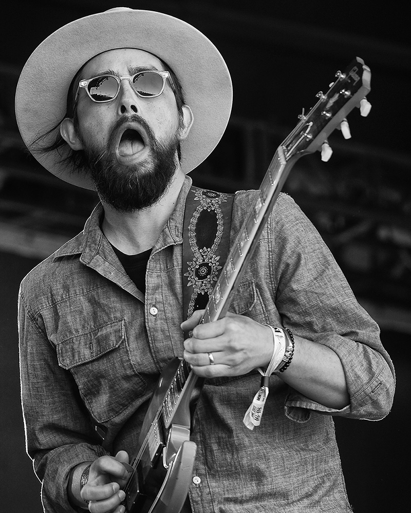 Jackie Greene performs at the 2017 Monterey International Pop Festival Celebrates 50 Years.