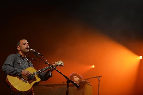 Jack Johnson performs at the Monterey International Pop Festival.