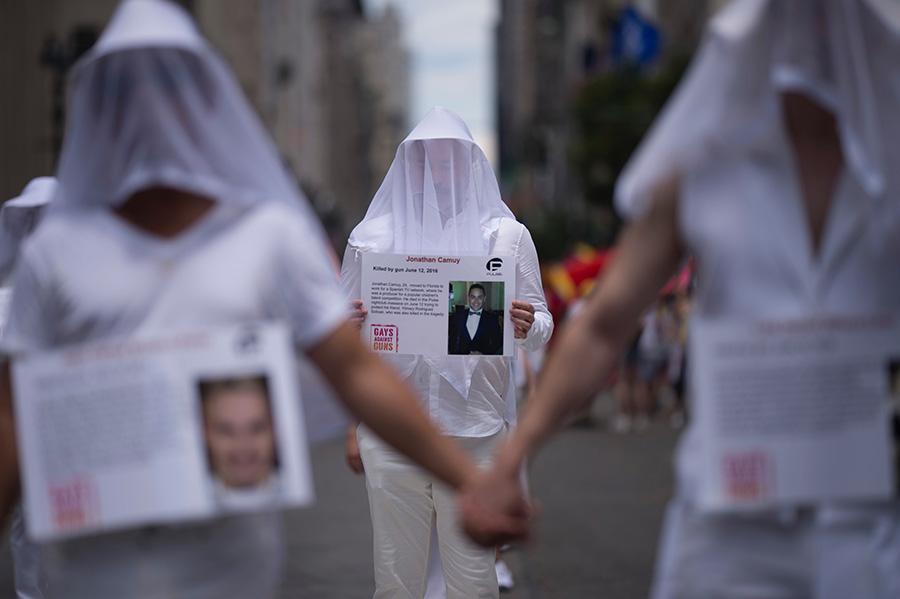 New York City Celebrates Pride
