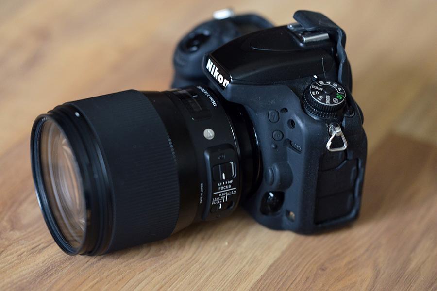 Sigma 35mm 1.8