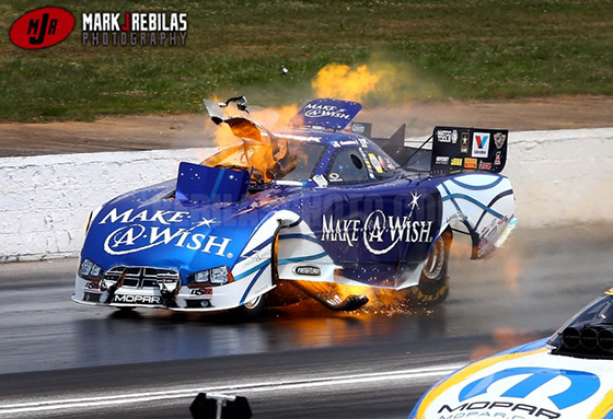 Car Seat Safety Check >> Constant Carnage Consumes Cars at NHRA Commerce - by Mark J. Rebilas - The Photo Brigade