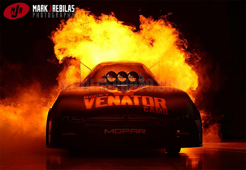 How To Buff A Car >> Best of 2016: Best Drag Racing Photos - by Mark J. Rebilas ...